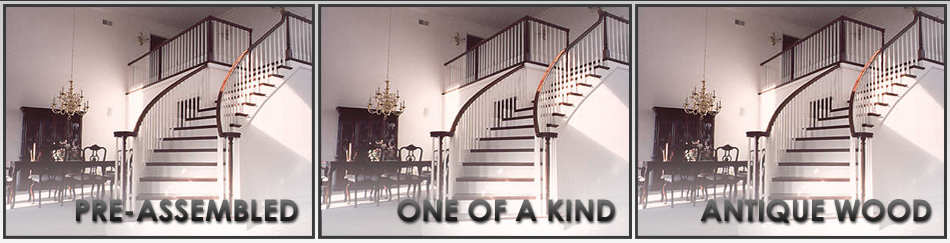 Custom Stair Builders