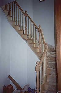 Chambersburg PA Custom Stair Builders
